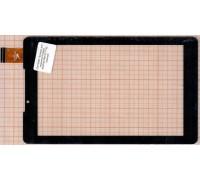 Тачскрин для планшета Prestigio MultiPad PMT3777 3G (черный)