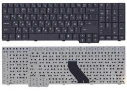 Клавиатура для ноутбука Acer Aspire 7000 черная глянец (TOP-78180)