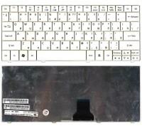 Клавиатура для ноутбука Acer Aspire ONE 751 белая (TOP-81883)