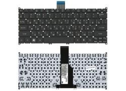 Клавиатура для ноутбука Acer Aspire ONE 725 черная (TOP-90687)