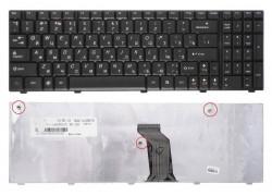 Клавиатура для ноутбука Lenovo G560 (винт возле шлейфа) (TOP-85018)