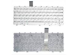 Клавиатура для ноутбука Asus EeePC 1015 белая (TOP-90698)