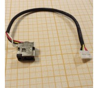 Разъем питания HP DV5 Series (с кабелем)