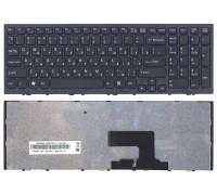 Клавиатура для ноутбука Sony VPC-EE черная (TOP-82753)