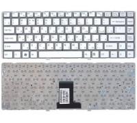 Клавиатура для ноутбука Sony VPC-EA белая (TOP-82752)