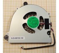 Вентилятор Clevo W110 W150 W170
