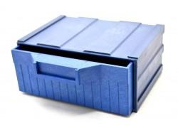 Касета выдвижная для хранения мелких деталей 125 x 53 x 88 мм (б/у)