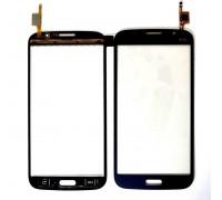 Samsung i9152 Galaxy Mega 5.8 - тачскрин, сенсорное стекло (синий)