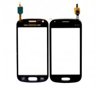 Samsung S7582 Galaxy S Duos 2 - тачскрин, сенсорное стекло (черный)