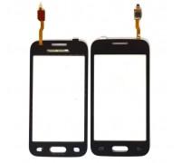 Samsung G313HU Galaxy Ace 4 Lite - тачскрин, сенсорное стекло (черный)