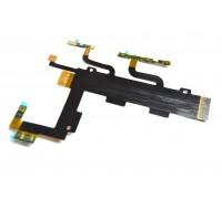 Sony D2533 Xperia C3 - шлейф на кнопки громкости + кнопку включения + микрофон