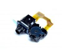Sony L39h/ C6902 Xperia Z1 - шлейф с разъемом гарнитуры + датчик света
