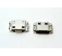 Разъем зарядки Samsung S5260/ S5350/ S5660/ S7250D/ S7500/ S8600/ i9000/ i9001/ i9003/ i9010/ i8910/ S7220/ S5530/ i9020/ i9023/ S5690