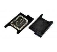 Держатель Sim Sony D6603 Xperia Z3/ D5803 Xperia Z3 Compact
