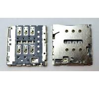 Контакты SIM Huawei P6/ Prestigio Multipad 4 (PMT7077-3G)