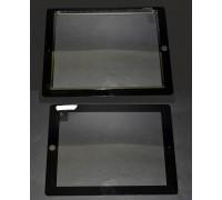 iPad 2 - тачскрин, сенсорное стекло (черный)
