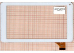 Тачскрин для планшета TurboPad 712 (белый) (325)