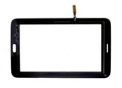 Samsung T111 Galaxy Tab 3 Lite - тачскрин, сенсорное стекло (черный)