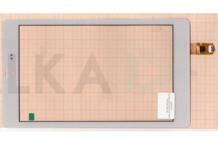 Тачскрин для планшета Casper Via T8 3G (белый) (154)