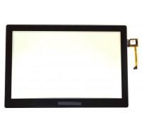Lenovo A10-70 Tab 2 - тачскрин, сенсорное стекло (черный)