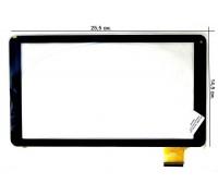 Тачскрин для планшета Irbis TZ13 (черный)
