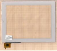 Тачскрин для планшета a010-fm1005b1-ty (белый) (159)