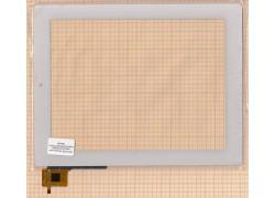 Тачскрин для планшета Prestigio MultiPad PMP5097CRPO (белый)