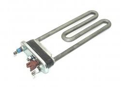 Нагреватель (ТЭН) для стиральной машины Candy, Hoover 1640W, L-180 с датчиком, Thermowatt 3406113