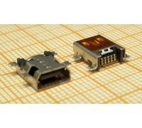 miniUSB 2.0 разъем для планшета USB-MU-010-F02 (10pin)