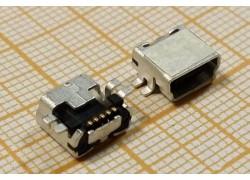 miniUSB 2.0 разъем для планшета USB-MU-005-19 (5pin)  на плату