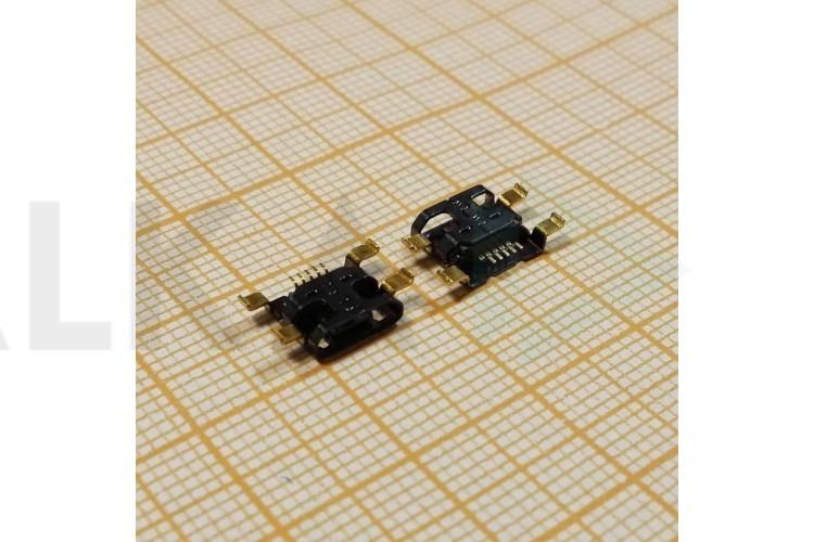 microUSB 2.0 разъем для планшетов Jack066 (5pin)