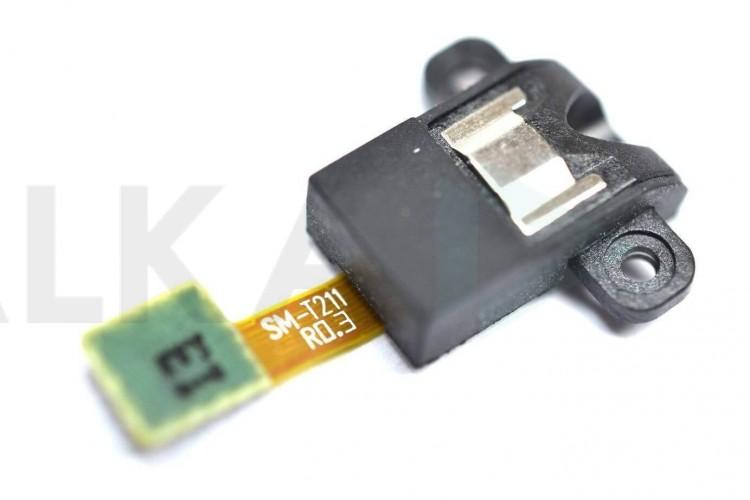 Samsung T211 Galaxy Tab 3 7.0 - шлейф с разъемом гарнитуры