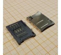 Контакты SIM для планшета P8 (9-контактный)
