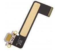 Шлейф для iPad mini с разъемом зарядки (белый)