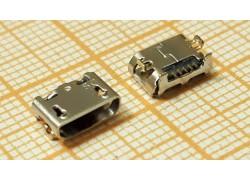 microUSB 2.0 разъем для планшетов Jack012 (5pin)