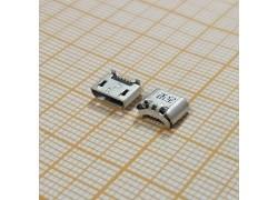 microUSB 2.0 разъем для планшетов Jack026 (5pin)