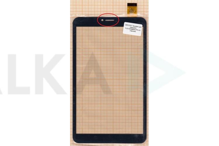 Тачскрин для планшета Irbis TZ89 (черный)