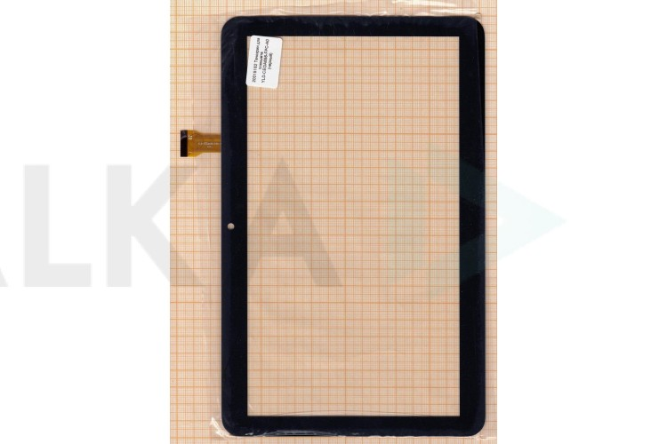 Тачскрин для планшета BQ-1008G (черный) (162)