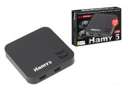 """Игровая приставка """"Hamy 5"""" 16+8 Bit (505 встроенных игр) (Черная коробка)"""