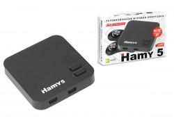 """Игровая приставка """"Hamy 5"""" 16+8 Bit (505 встроенных игр) (Белая коробка)"""