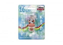 USB флэш-накопитель  16 ГБ  Mirex COW PEACH 16GB (ecopack)
