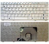 Клавиатура для ноутбука Asus EEEPC 900HA белая
