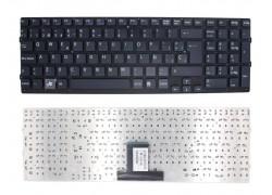 Клавиатура для ноутбука Sony VPC-EB черная