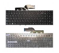 Клавиатура для ноутбука Samsung 300E5a черная (003835)