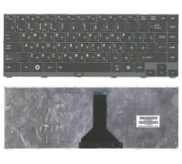 Клавиатура для ноутбука Toshiba Tecra R845 черная