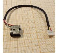 Разъем питания для ноутбука HP DV5 Series с кабелем