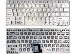 Клавиатура для ноутбука Sony Vaio VPC-CA серебристая