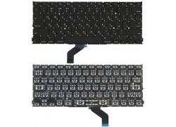 Клавиатура для ноутбука Apple Macbook Pro 13 A1425 (плоский Enter)