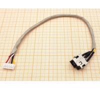 Разъем питания для ноутбука HP DV7-4000 Series с кабелем
