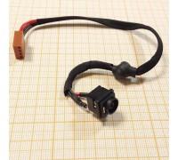 Разъем питания для ноутбука Sony VGN-AR с кабелем